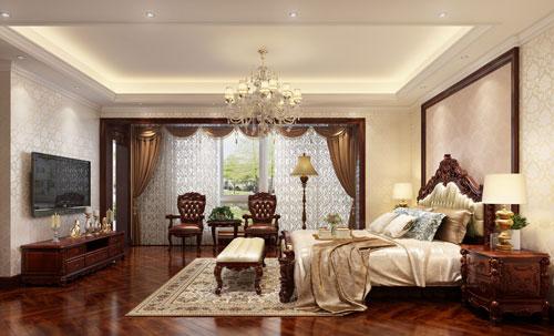 欧式风格的装修应如何选择家具和配饰?