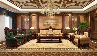 欧式古典家具 | 在奢华中感受王者风范