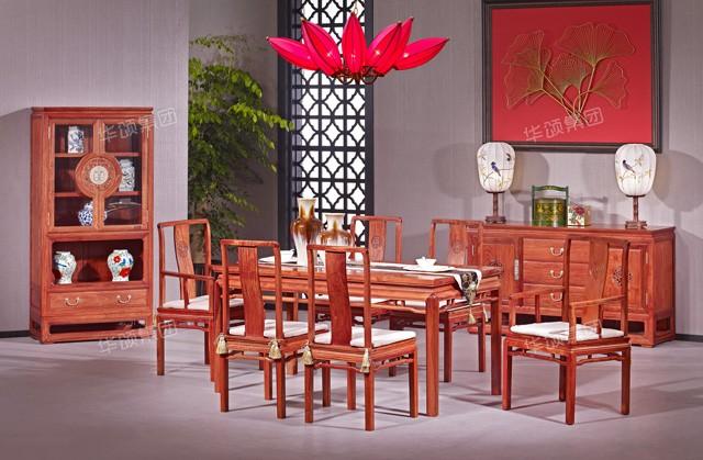 名鼎檀古典红木家具