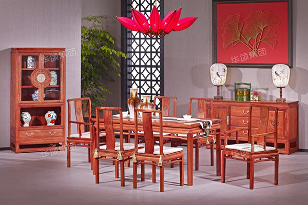 中式红木家具:现代里的古典气息