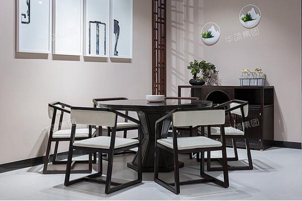 现代中式家具成家装热门选择