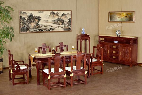 名鼎檀:诠释红木家具美学观