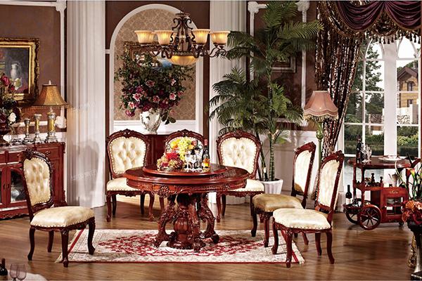 金凯莎鎏金世家家具:传承美式经典 共享艺术人生