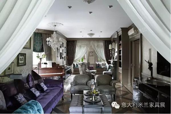 法式建筑改造,焕发法式家具的浪漫情调