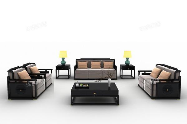 极简主义的东方情怀,檀颂和系列新品亮相35届名家具展
