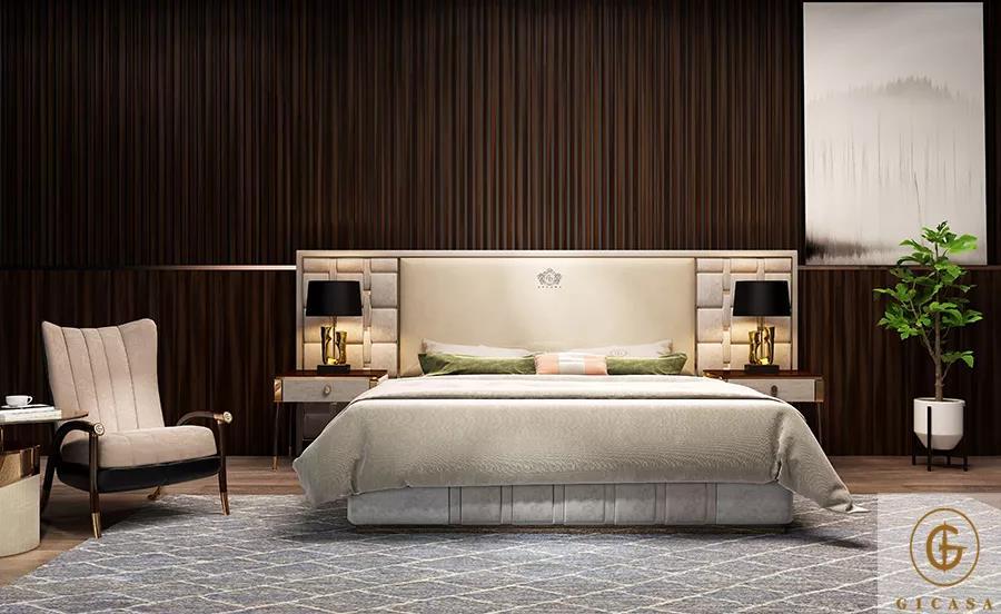 现代轻奢卧房 | 这个时代,仅是好看是不够的!