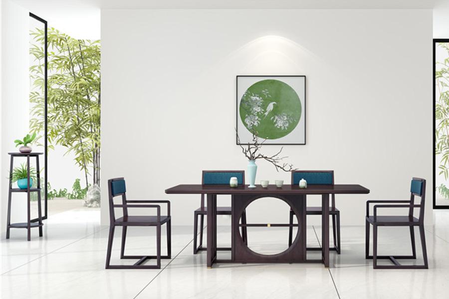 极简新中式家具檀颂和系列:寻常烟火气,方显人世情