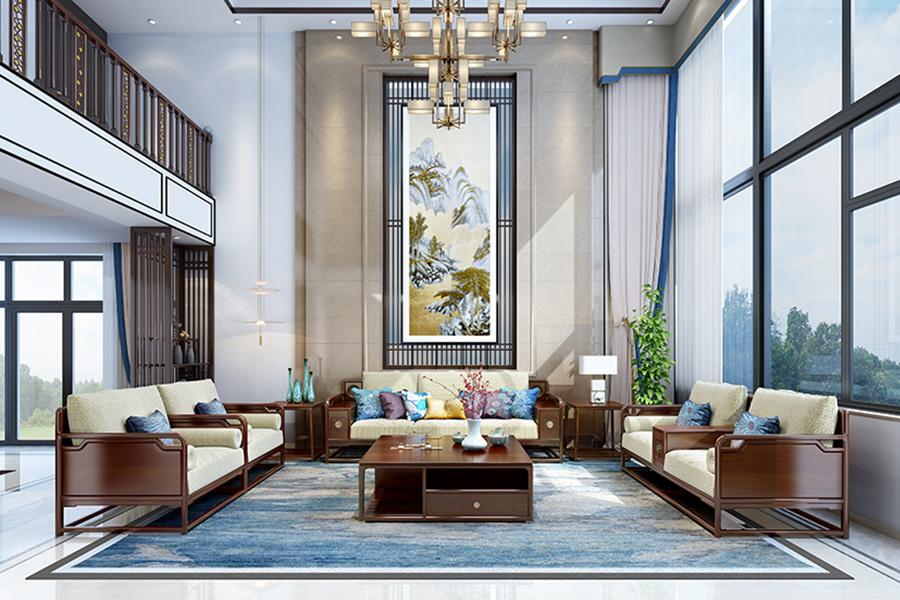 现代新中式家具:云水随缘,自在逍遥,十大新中式家具万博app官方下载ios