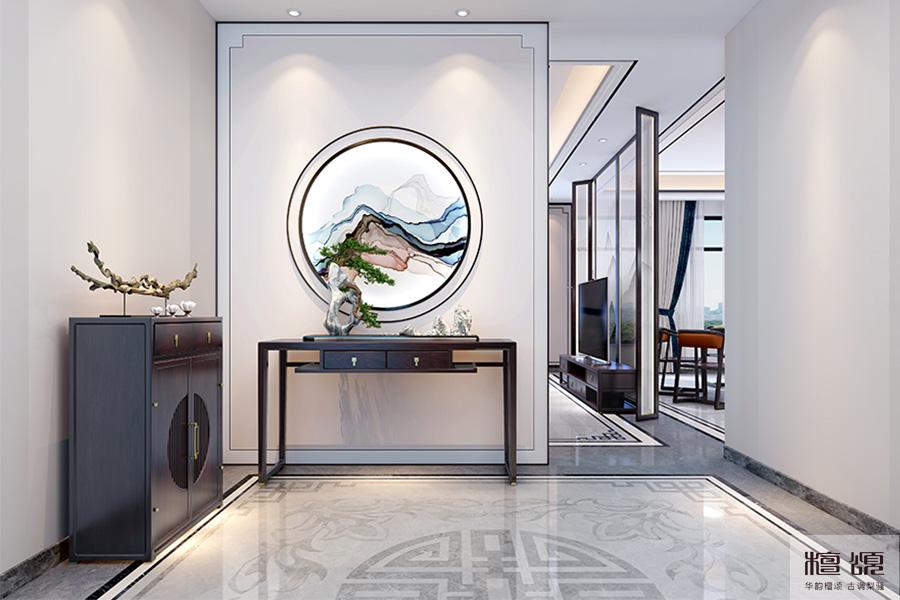 极简现代新中式家具:留白,极简中式美