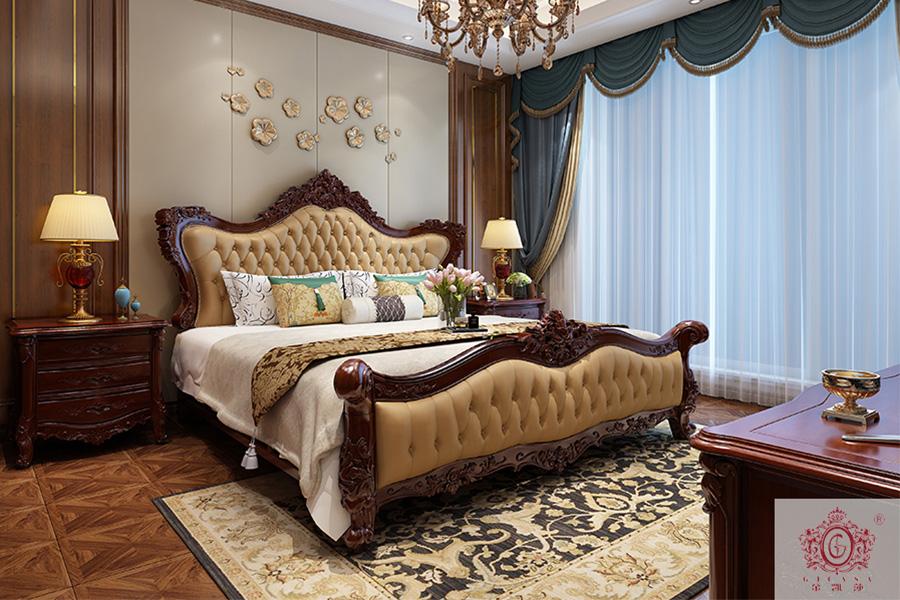 欧式古典风格 · 别墅居家案例:品味经典巴洛克