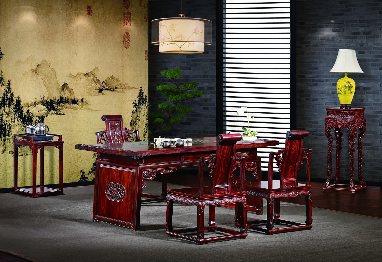 红木客厅家具